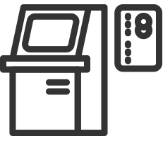 ATM Processing Icon